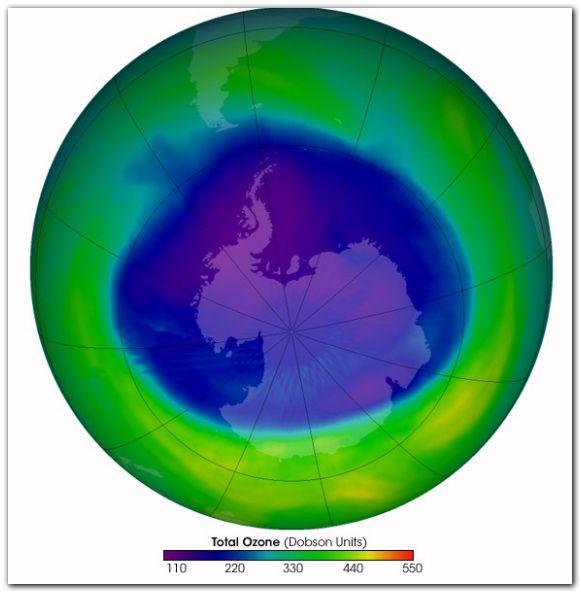Deterioro De La Capa De Ozono Blog Title