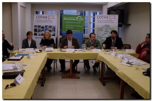 V Asamblea COTAB Necochea 2009