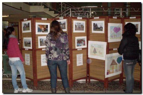 Exposicion Fotografica y dibujos