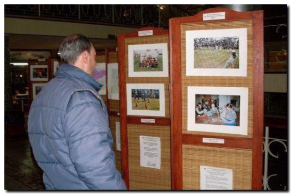 Exposicion de Fotos y Dibujos 1