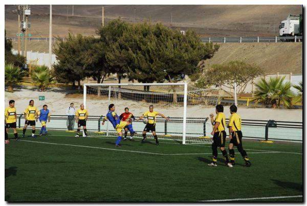 futbol senior
