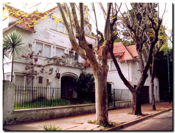 casa de Peron-Gaspar Campos